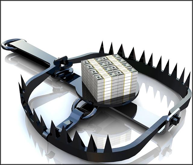 кредитные мошенники